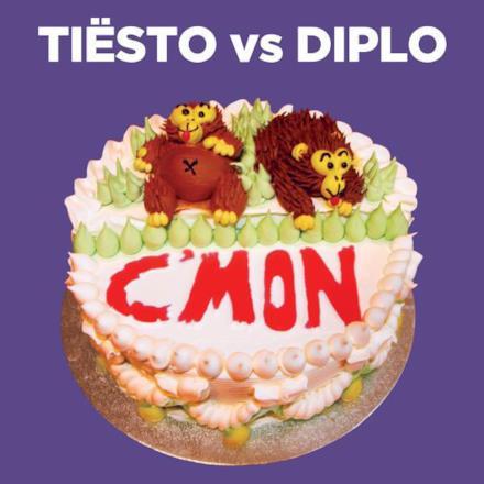 C'mon (Toadally Krossed Out Remix) [Tiësto vs. Diplo] - Single