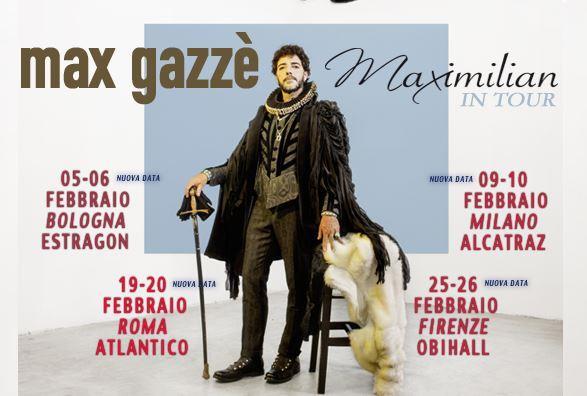 Gazzè live 2016