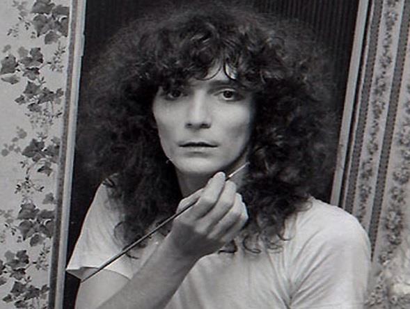 Renato in una foto vintage