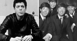 Lou Reed e i Beatles