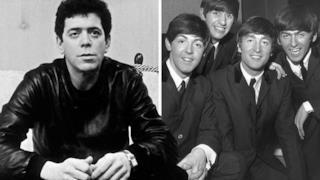 Lou Reed e i Beatles