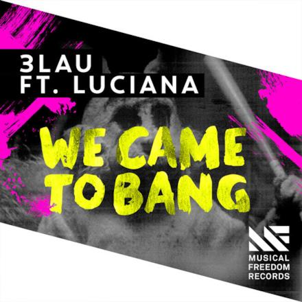 We Came To Bang feat. Luciana - Single