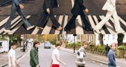 One Direction e Beatles ad Abbey Road