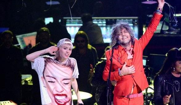 Miley Cyrus e The Flaming Lips