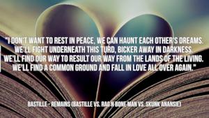 Bastille: le migliori frasi dei testi delle canzoni