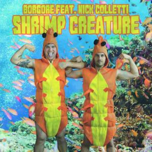 Shrimp Creature (feat. Nick Colletti) - Single