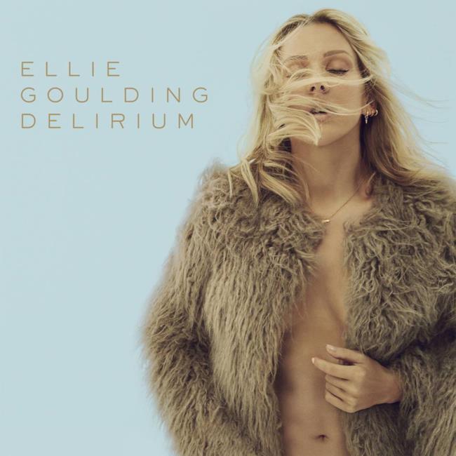 Cover Album Delirium - Ellie Goulding