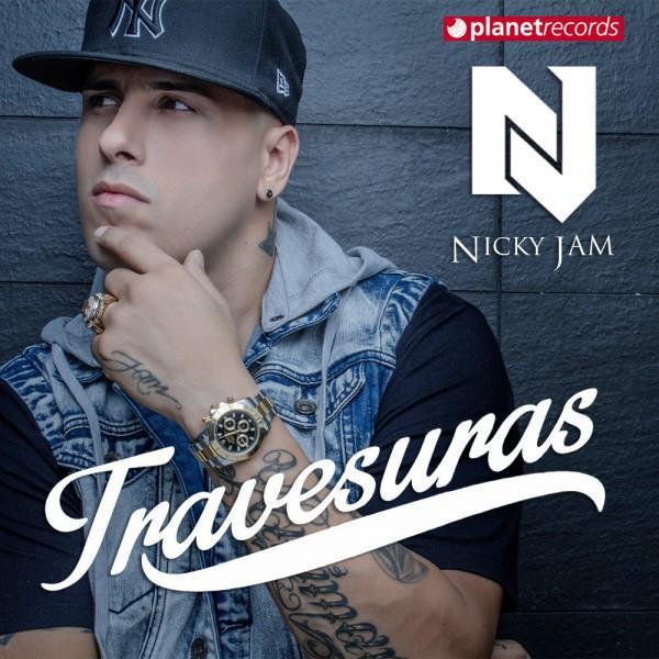 Cover Travesuras - Nicky Jam