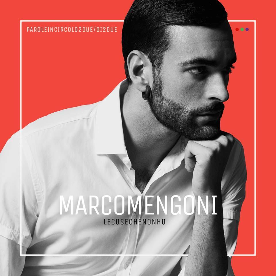 Marco Mengoni sulla cover di Le cose che non ho