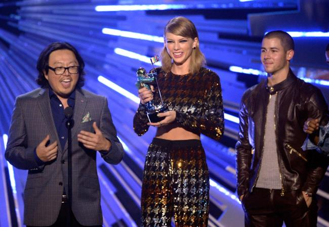 Il logo degli MTV Video Music Awards 2015