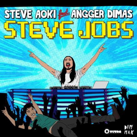 Steve Jobs (feat. Angger Dimas) - Single [Mason Remix] - Single
