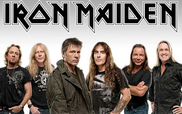 La band degli Iron Maiden