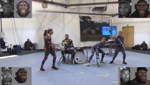 I Coldplay girano in studio il video di Adventure of a Lifetime