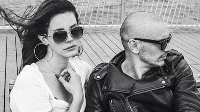 Lana Del Rey e James Franco