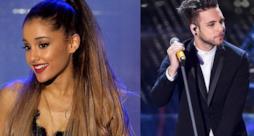 Ariana Grande e Alessio Bernabei