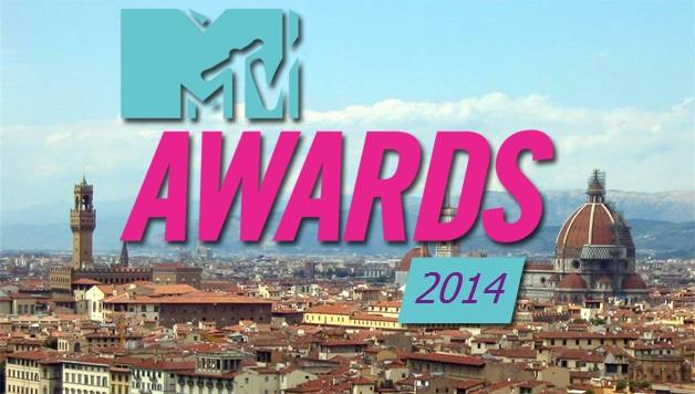 Locandina MTV Awards 2014