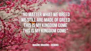 Imagine Dragons: le migliori frasi dei testi delle canzoni