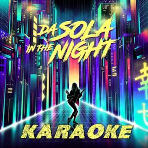 Da Sola / In the Night (Karaoke Version) [feat. Tommaso Paradiso & Elisa] - Single