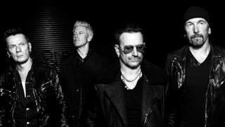 Bono, The Edge, Larry Mullen e Adam Clayton