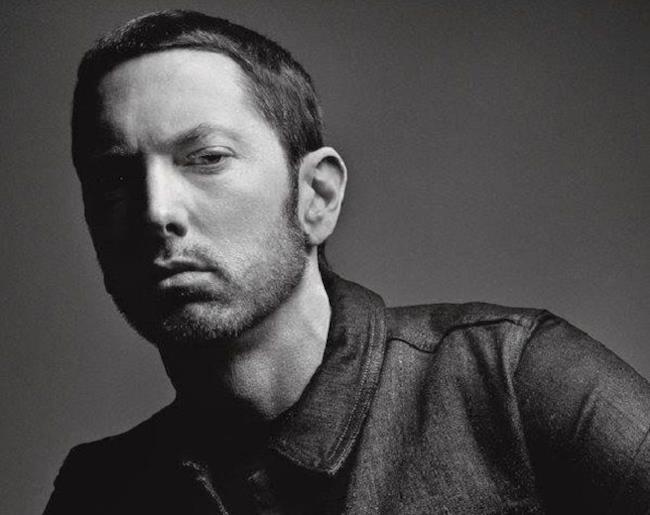 Marshall Mathers aka Eminem