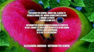 Alessandra Amoroso: le migliori frasi delle canzoni