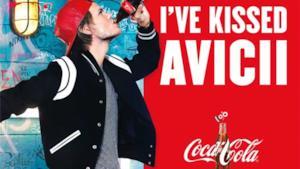Avicii Conrad Sewell Coca-Cola