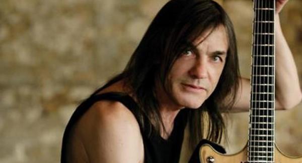 Malcom Young chitarrista degli AC/DC
