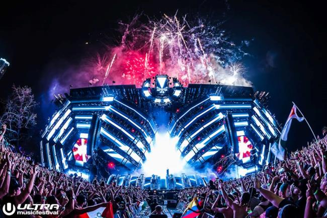 Delirio all'Ultra Music Festival a Miami