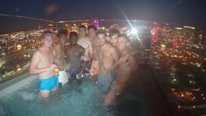 Liam Payne: idromassaggio gay a Las Vegas?