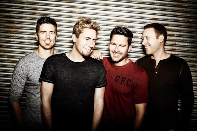 I Nickelback, rock band canadese