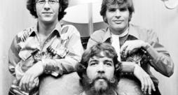 Stu Cook, Doug Clifford e John Fogerty