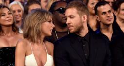 Taylor Swift e Calvin Harris ai ⤑Billboard Music Awards 2015