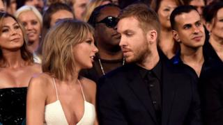 Taylor Swift e Calvin Harris ai ⤑Billboard Music Awards 2015