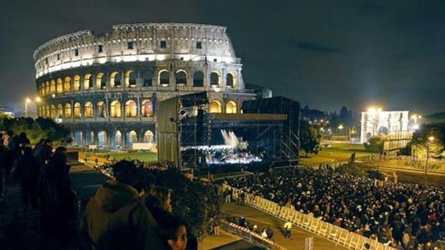 Il Capodanno a Roma