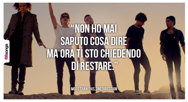belle frasi one direction