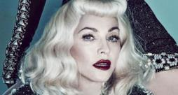 Madonna come Taylor Swift, un super cast per il video di Bitch I'm Madonna