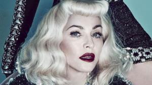 Madonna come Taylor Swift, un super cast per il video di Bitch I'm Madonna