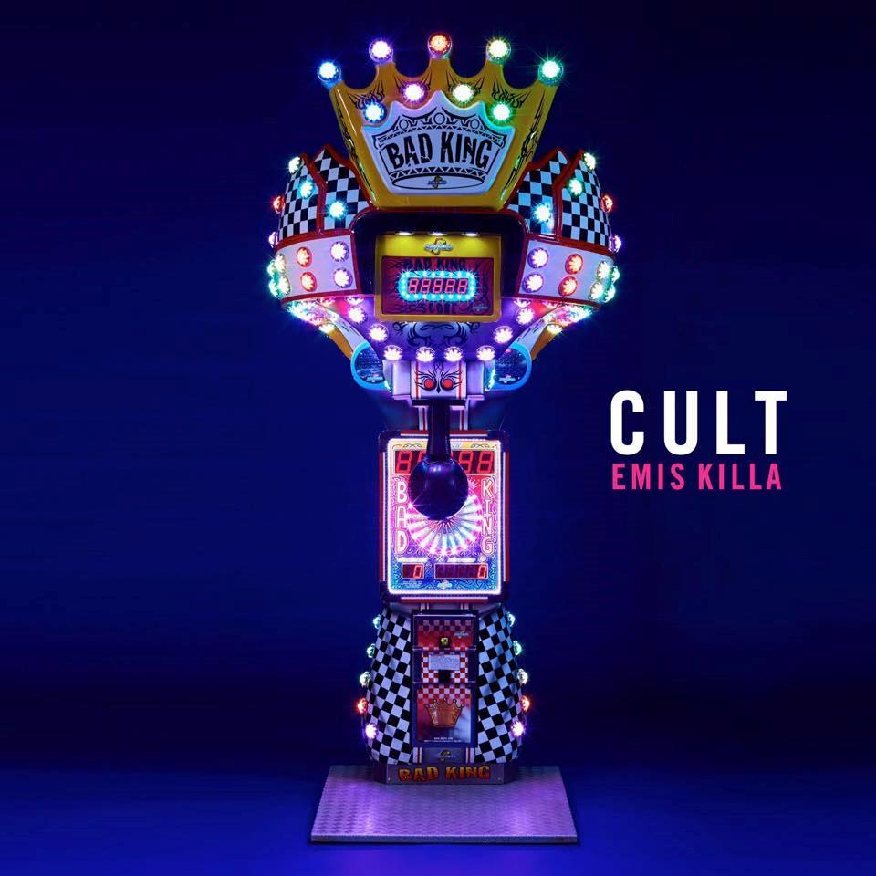 La cover di Cult