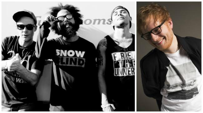 Ed Sheeran + Major Lazer