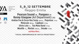 Locandina Eleva Festival 3.0