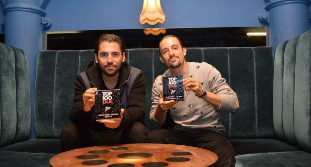 DIMITRI VEGAS & LIKE MIKE WIN 2015'S TOP 100 DJS