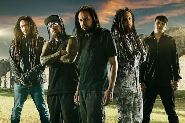 Korn, prima band ad iniziare il genere nu metal