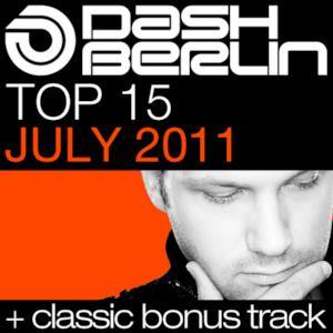 Dash Berlin Top 15 - July 2011