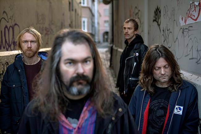 La band norvegese dei Motorpsycho