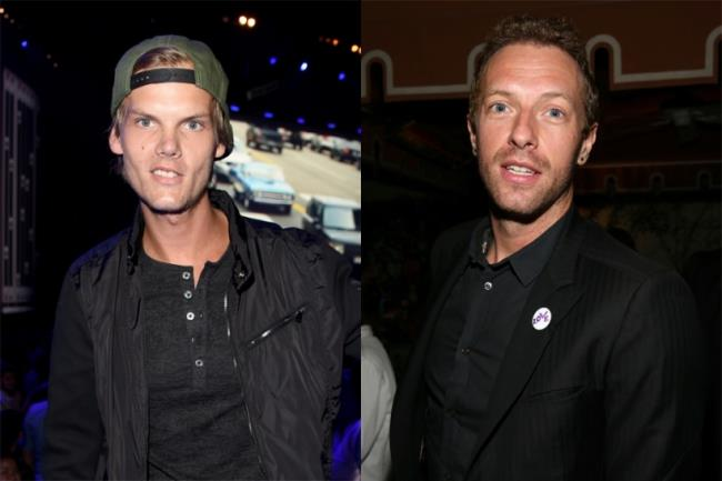 """Chris Martin dei Coldplay e Avicii hanno collaborato per un singolo contenuto nell'album """"Stories"""""""