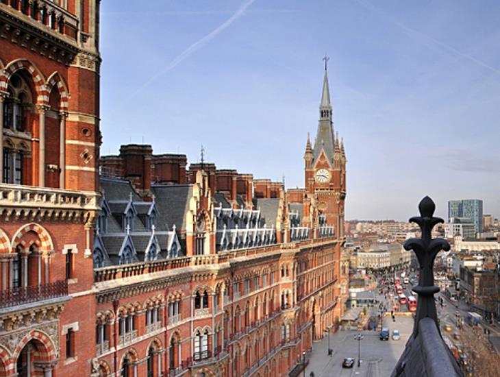 Ed Sheeran ha comprato un attico nel centro di Londra