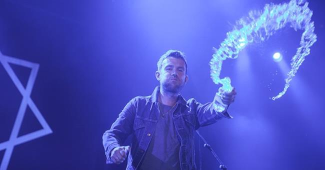 Damon Albarn al roskilde festival