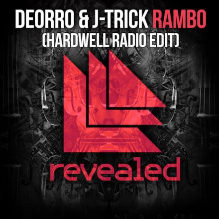 Rambo (Hardwell Radio Edit) - Single