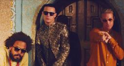 Diplo, Jillionaire e DJ Snake nel video di Lean On