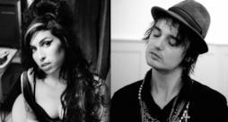Amy Winehouse e Pete Doherty